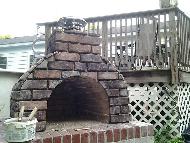 Outdoor Pizza Oven Kit (20)