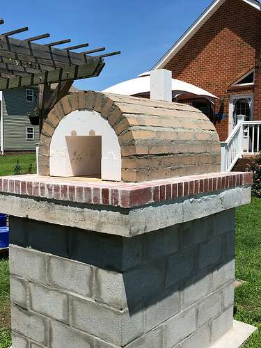 How To Build a Pizza Oven at Home (34)