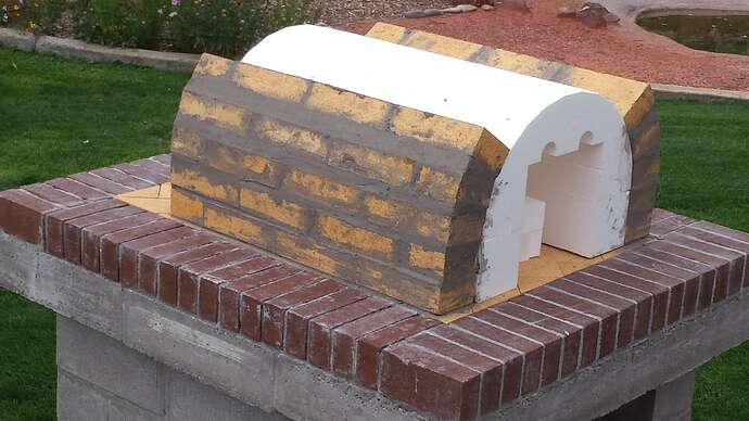 Make Your Own Pizza Oven (12)