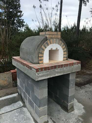 Woodfire Pizza Oven (6)
