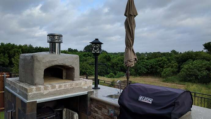 How To Make A Pizza Oven (39)