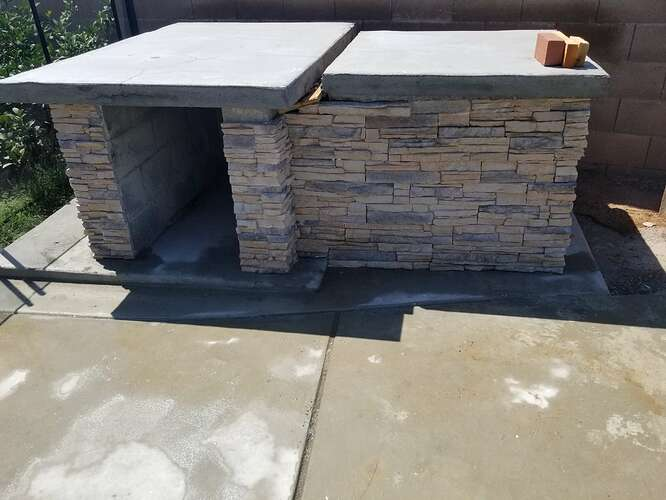 How to Build an Outdoor Pizza Oven Step by Step (10)