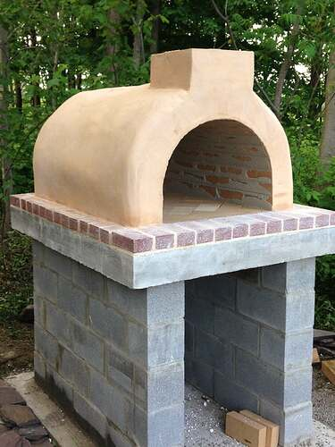 Wood Fired Oven Kit (20)