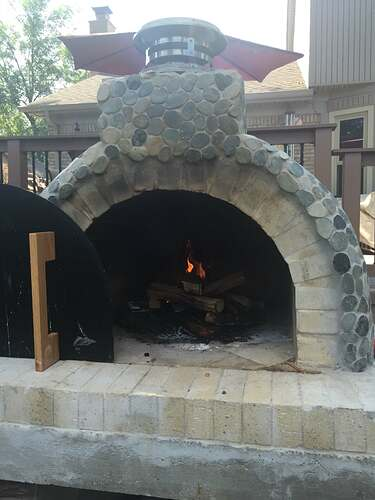 Simple Outdoor Oven (31)