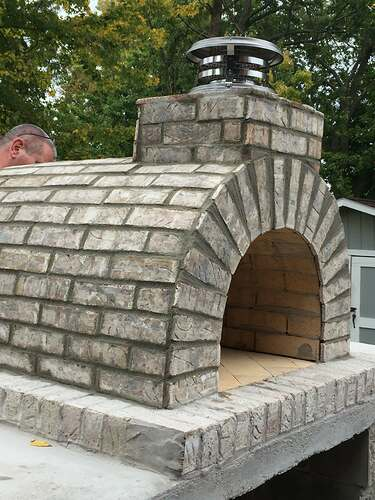 How To Build A Brick Pizza Oven Outdoor (7)