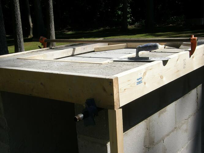 How To Make An Outdoor Pizza Oven (9)