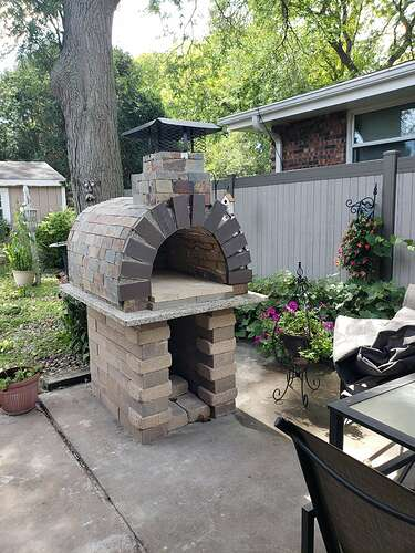 Brick Oven Pizza At Home (7)
