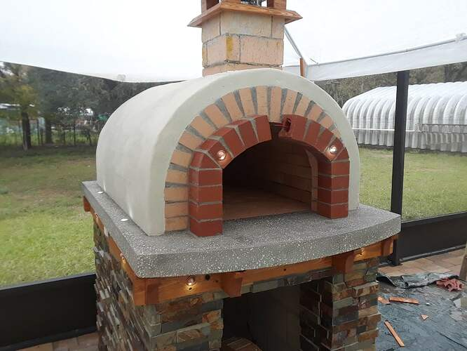 Building A Pizza Oven (184)
