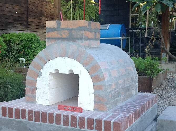 Outdoor Wood Fired Oven (20)