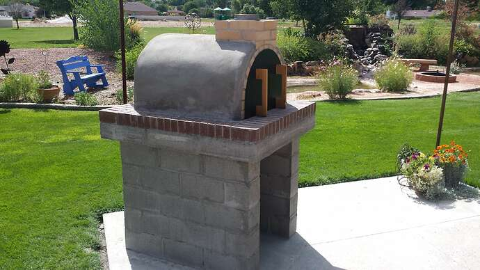 Make Your Own Pizza Oven (18)