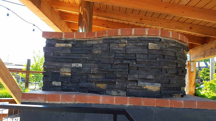 Commercial Brick Pizza Oven (3)