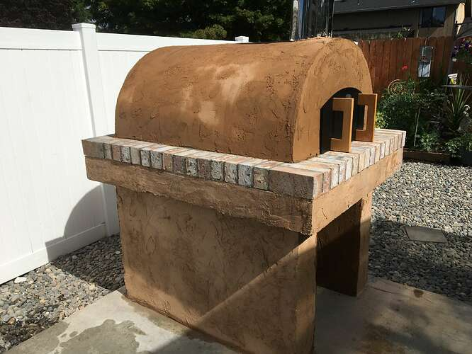 Build Your Own Outdoor Pizza Oven (19)