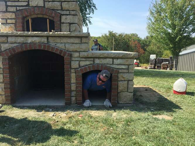 Build Your Own Outdoor Pizza Oven (38)