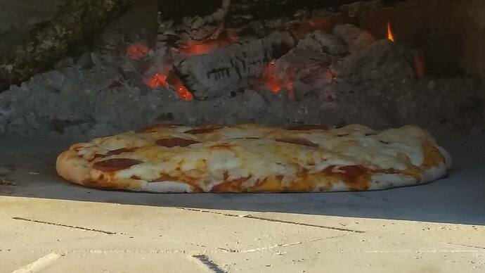 DIY Wood Fired Oven (24)