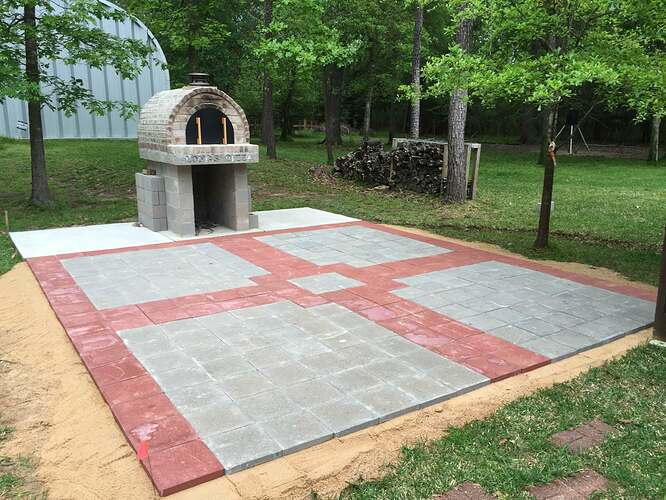 How To Build a Brick Oven (34)