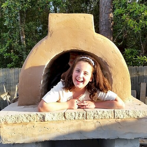 DIY Wood Fired Oven (2)