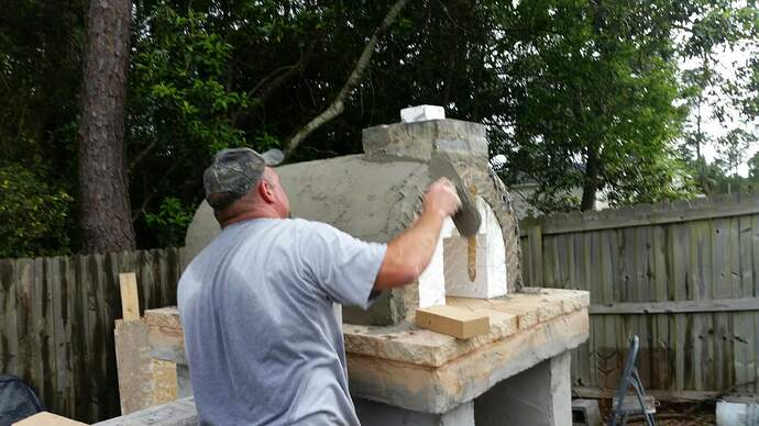 DIY Wood Fired Oven (1)