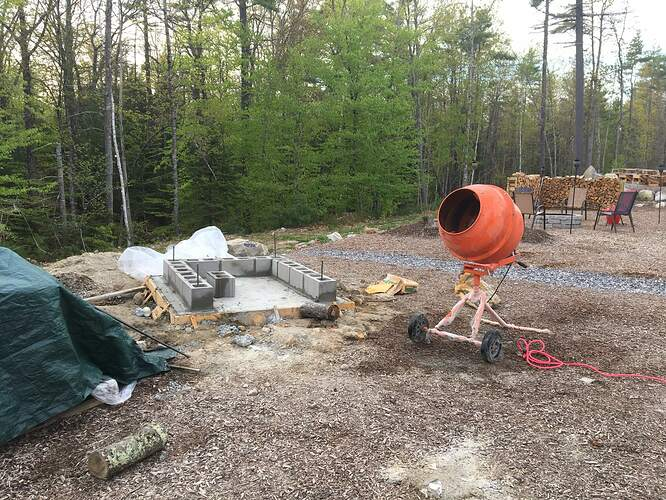How To Build A Wood Fired Pizza Oven (11)