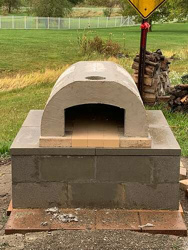 Build Your Own Pizza Oven (6)