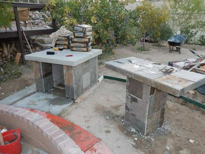 Build Your Own Brick Pizza Oven (11)