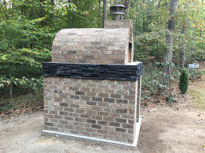 Wood Fired Brick Oven (111)