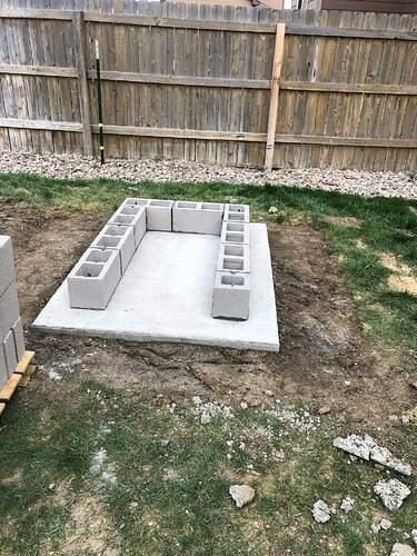Building An Outdoor Wood Fired Oven (6)