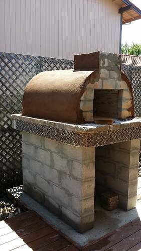 Make Pizza Oven At Home (17)