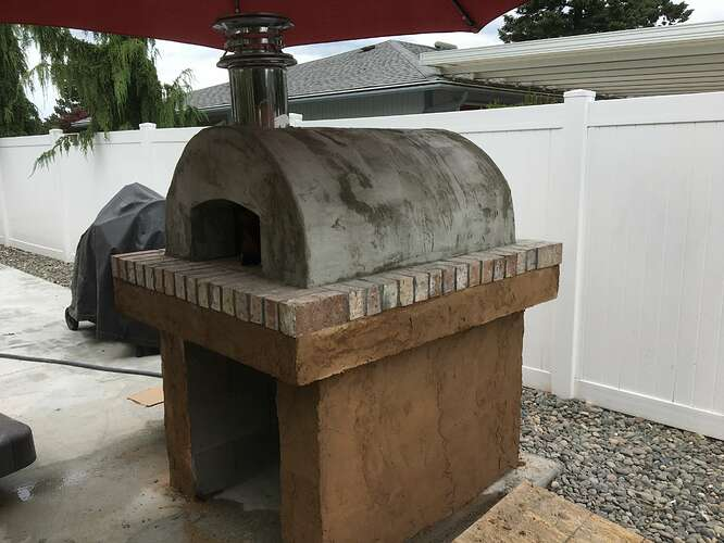 Build Your Own Outdoor Pizza Oven (17)