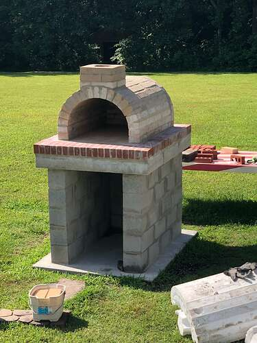 How To Build a Pizza Oven at Home (46)