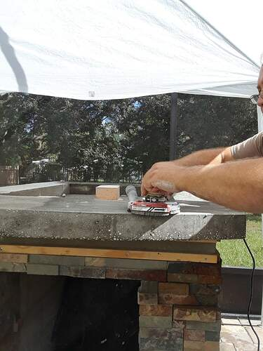Building A Pizza Oven (72)