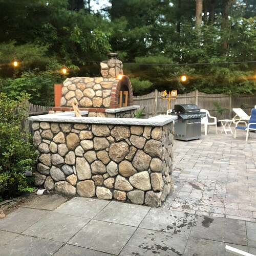 Outdoor Stone Pizza Oven (4)