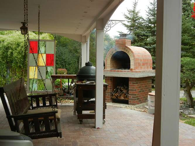 How To Build A Pizza Oven (6)