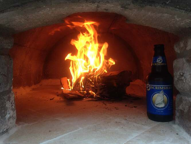 Outdoor Wood Burning Oven (23)