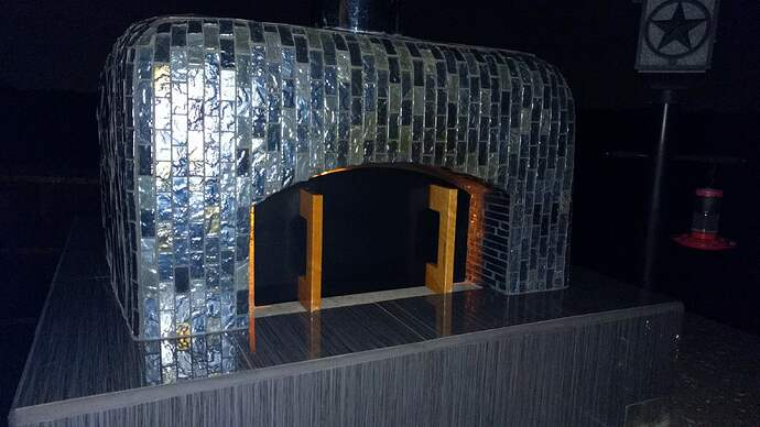 How To Make A Pizza Oven (69)