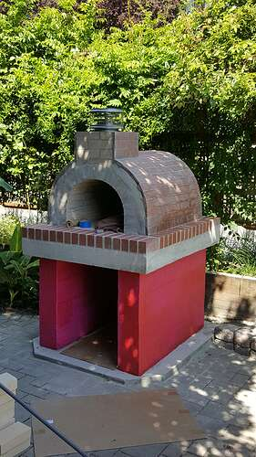 Wood Pizza Oven (20)