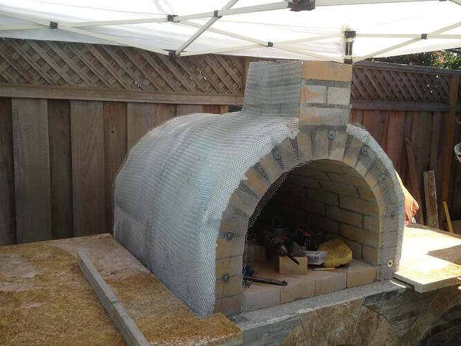 Outdoor Gas Pizza Oven (37)