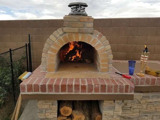 How to Build an Outdoor Pizza Oven Step by Step (25)