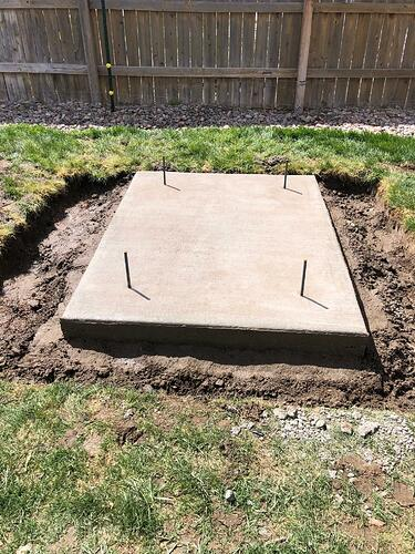 Building An Outdoor Wood Fired Oven (5)