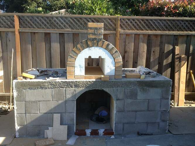 Outdoor Gas Pizza Oven (25)