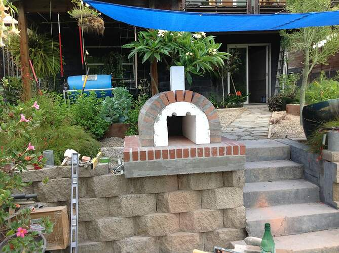 Outdoor Wood Fired Oven (13)