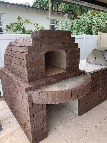 Combination Grill Smoker Pizza Oven (5)