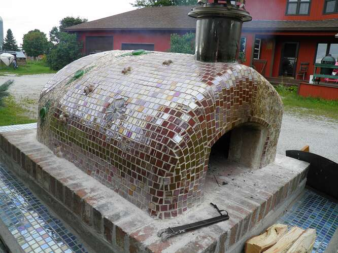 Portable Wood Fired Pizza Oven (19)