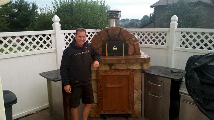 Residential Pizza Oven (9)