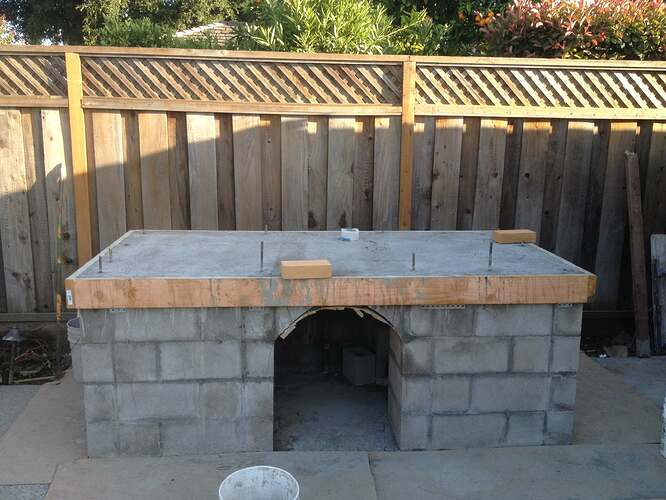 Outdoor Gas Pizza Oven (18)