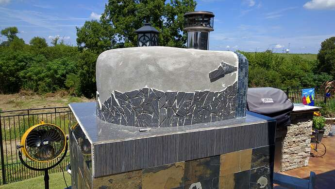 How To Make A Pizza Oven (49)
