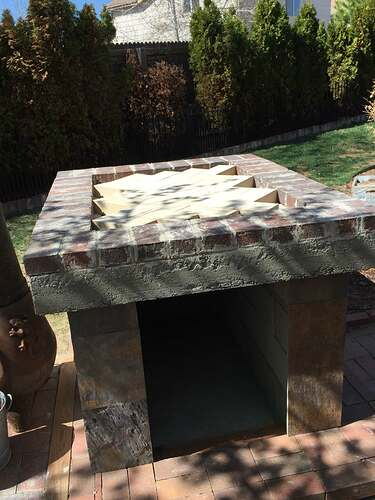 Homemade Outdoor Pizza Oven (27)