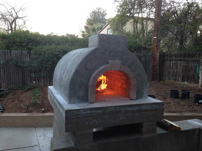Italian Wood Fired Pizza Oven (7)