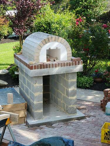 Home Wood Fired Pizza Oven (14)