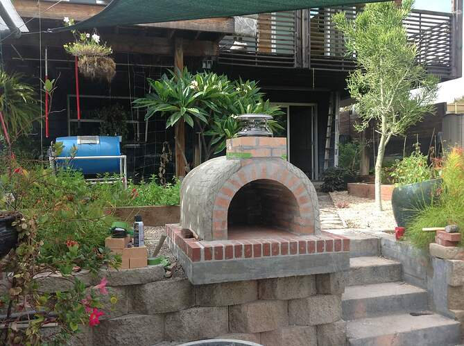 Outdoor Wood Fired Oven (36)