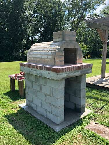 How To Build a Pizza Oven at Home (53)